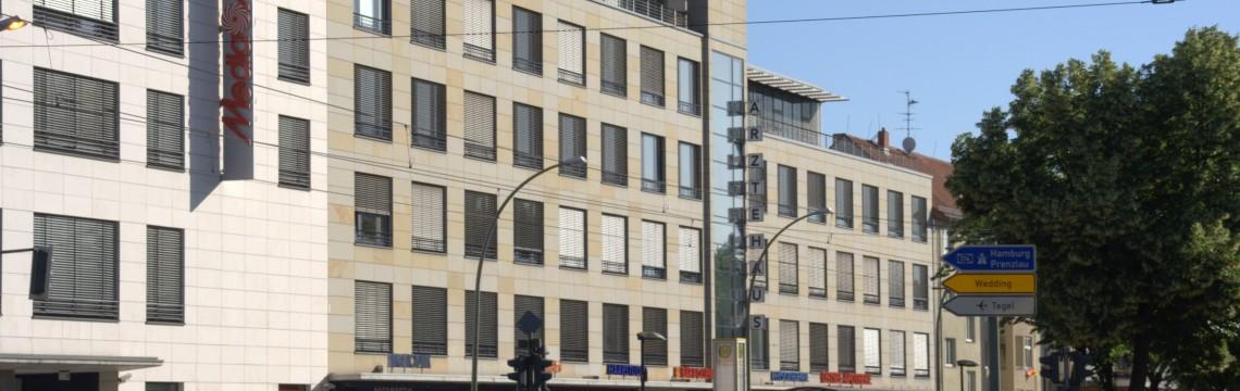 2x in Berlin - Ärztehaus Mitte, Ärztehaus Prenzlauer Berg